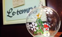 12月24日までの平日、土曜日は夜20時30分まで営業します!