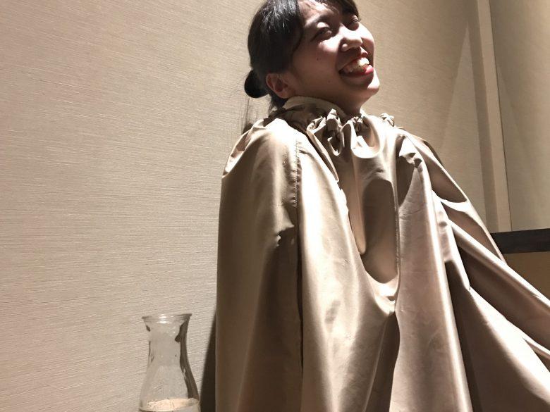 レイクタウン店限定キャンペーン!!よもぎバリコース★